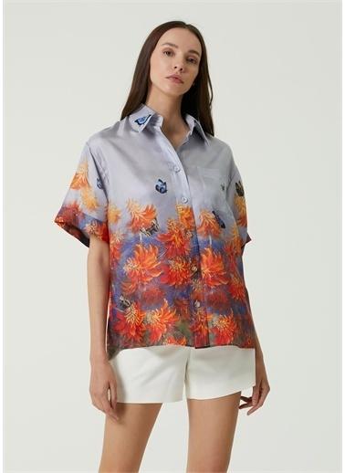 Zimmermann Gömlek Renkli